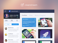 Clearstream v2
