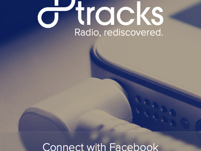 8tracks Redesign Concept app ios ios7 iphone iphone app 8tracks music sketch free freebie