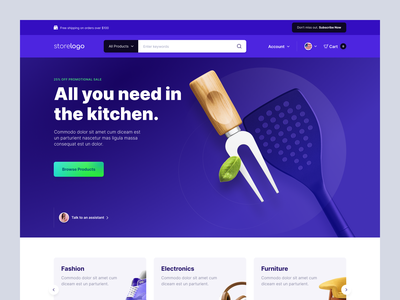 Store Design web design website web theme store design shopify user interface ui shop ecommerce store app