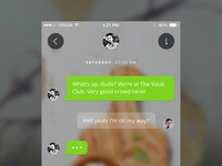 Jewel - The Complete iOS UI Kit (Chat Option)