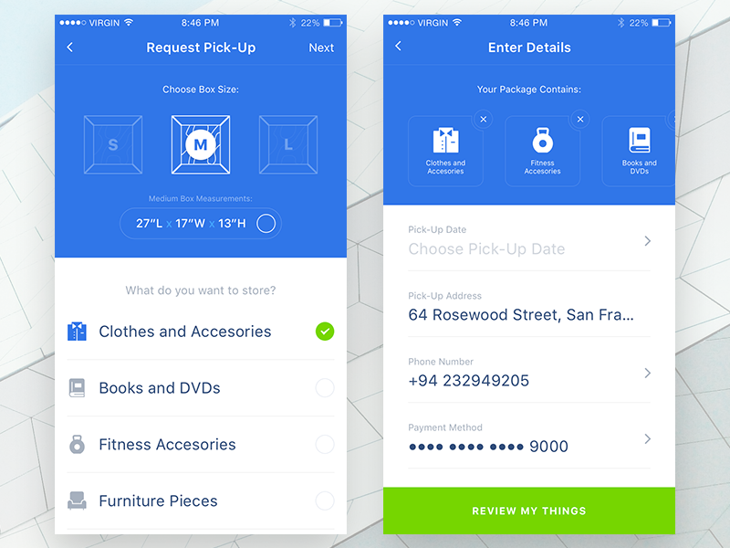 Freepsdhtml 100+ Best Examples of Checkout Template Design