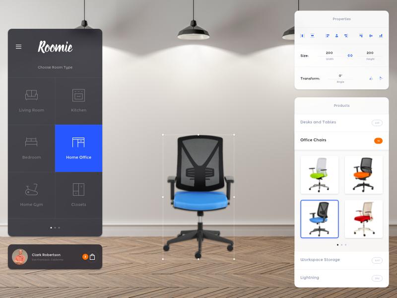 Design Your Room (Concept Update) interior design room desktop design app