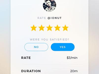 Receipt user experience ux user interface iphone fliffr ios design app