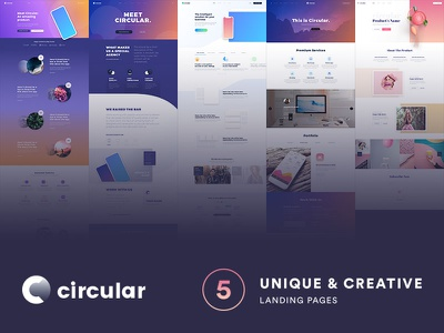 New product available for sale design landing page theme template startup web web design website web elements grid ui user interface