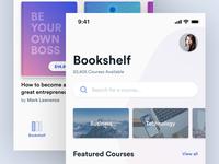 Bookshelf - Library App
