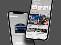 Car Management App (Store)