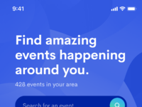 Events  interaction