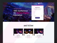 Maxbeat  Event And Conference Template
