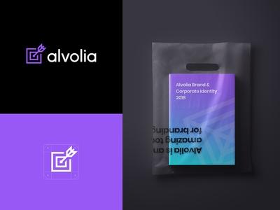 Alvolia — Branding