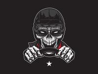 Classic Skull Driver