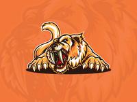 Sabertooth Mascot