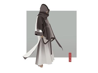 Shimur illustrator logo character design character shimur illustration
