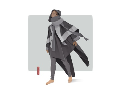 Shimur fashion illustration fashion character design character shimur illustration