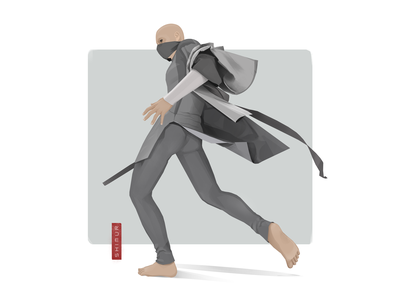 Shimur apocalypse fashion illustration design character design character illustration