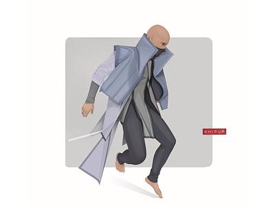 Shimur character design character shimur illustration