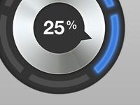 Lutron controller iOS app - fan controller