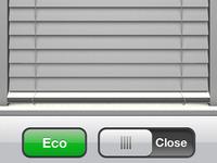 Lutron controller iOS app - shades controller