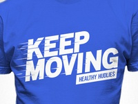 Healthy Hudlies T-Shirt