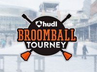 Broomball Logo