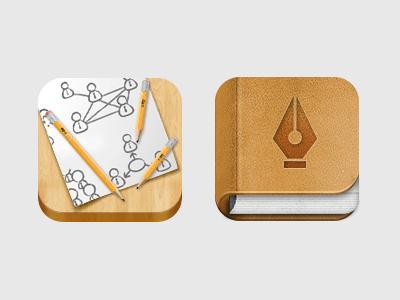 Ipad icon design