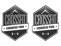 Crossfit Logos Black and White