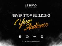 LE BURO - Facebook Post