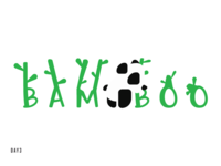Daily Logo Challenge - Panda