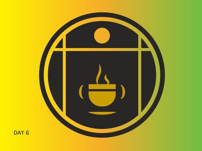 Daily Logo Challenge - Coffee shop coffee shop logo