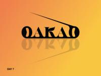Daily Logo Challenge #7-Fashionbrand Wordmark
