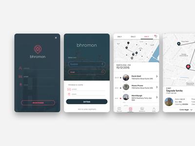 Bhromon App