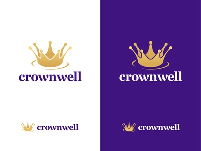 Crown Well Logo