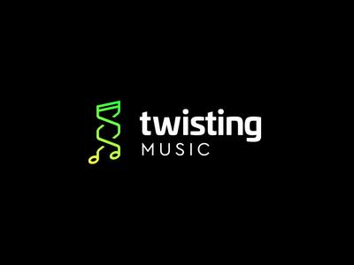 Twisting Music [unused concept 1]