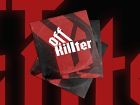 Unused concept: Off Killter logo