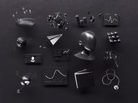 Healthx 3D Renders