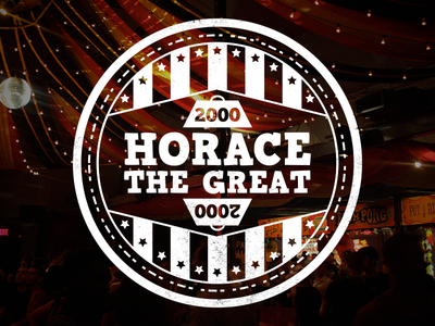 Boxer Logos #5 - Horace The Great