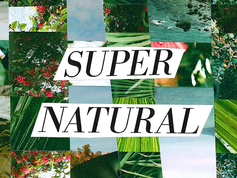 Series Key Art (cut) collage montage typography type