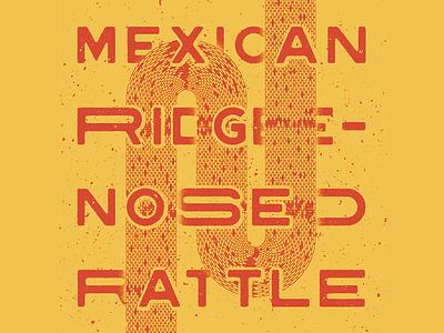 Typehike - N typehike illustration typography type