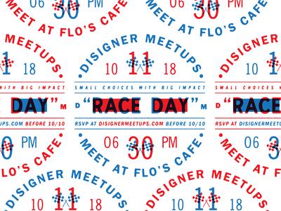 Disigner Meetups - Announcement