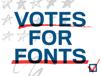 Votes for Fonts badges typeface letters branding font logo color lettering typography type