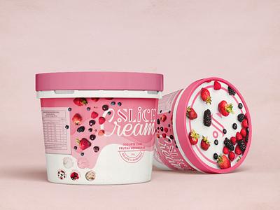 Ice cream Id purpose/study packaging branding icecream