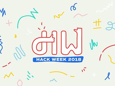 Hack week 2018 patten typogaphy tech company hack week hackaton hackweek
