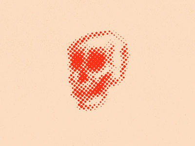 Halftone Skelly