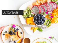 Juicy Bar Landing Page