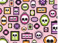 Funky Skulls