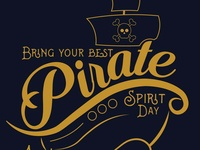 Bring your best Pirate