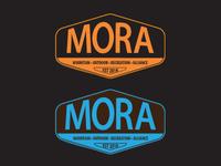 MORA badge patch