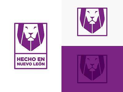 Hecho en Nuevo León branding proposal mexico brand branding design logo logo design logotype branding