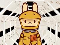 2001: A Bunny Odissey