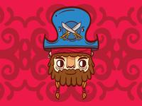 Aye! A Pirate!