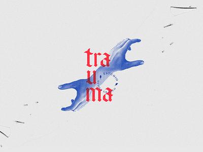 Personal Branding Studio | Trauma illustration goldenratio espiritosanto branding designer logodesign grids branding trauma